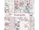 ScrapBoys Dream Garden 6x6 Inch Paper Pad (DRGA-09)