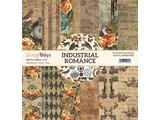ScrapBoys Industrial Romance 12x12 Inch Paper Set (INRO-08)