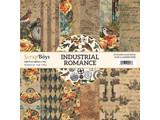 ScrapBoys Industrial Romance 6x6 Inch Paper Pad (INRO-09)