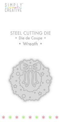 Simply Creative Wreath Die (SCDIE128X19) OP=OP!
