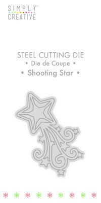 Simply Creative Shooting Star Die (SCDIE119X19) OP=OP!