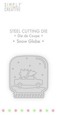 Simply Creative Snow Globe Die (SCDIE118X19) OP=OP!
