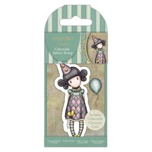 Gorjuss Collectable Mini Rubber Stamp No.69 Pierrot (GOR 907334)
