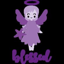 Gemini Angel Blessings Stamp & Die (GEM-STD-ANB)