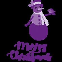 Gemini Joyful Snowman Stamp & Die (GEM-STD-JOS)