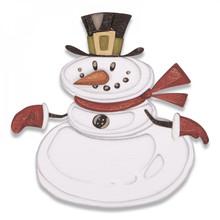 Sizzix Thinlits Alterations Mr. Snowman Colorize (664230)