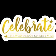 Gemini Foil Stamp 'N' Cut Die Expressions Christmas Wonder (GEM-FSC-EXP-CHWO)