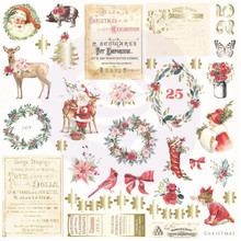 Prima Marketing Inc Christmas In The Country Ephemera (995348)