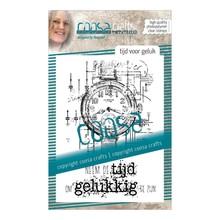 COOSA Crafts #8 Tijd Voor Geluk Clear Stamps (COC-058)