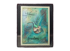 COOSA Crafts #9 Fusion Freedom Clear Stamps (COC-059)
