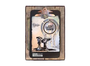 COOSA Crafts #11 Fusion Sweat And Tears Clear Stamps (COC-070)