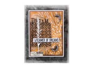 COOSA Crafts #15 Achtergrond Dream Clear Stamps (COC-089)