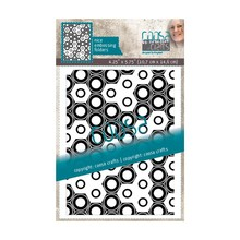 COOSA Crafts Mannen Totally Nuts Embossing Folder (COC-084)