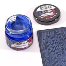COOSA Crafts Gilding Wax Metal Blauw (COC-008)