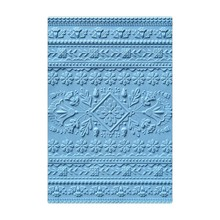 Sizzix 3D Textured Impressions Folk Art Pattern (663613)
