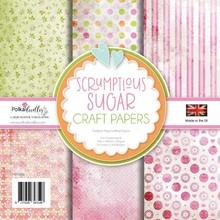 Polkadoodles Sugar Scrumptious 6x6 Inch Paper Pack (PD7984)