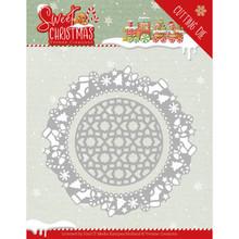 Yvonne Creations Sweet Christmas Sweet Christmas Die (YCD10178)