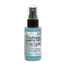 Ranger Distress Oxide Spray Tumbled Glass (TSO67948)