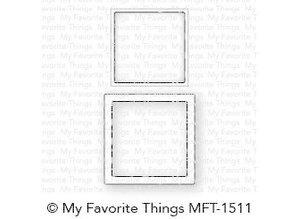 My Favorite Things Die-namics Mini Square Shaker Window & Frame (MFT-1511)