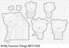 My Favorite Things Die-namics Builder Bears (MFT-1522)