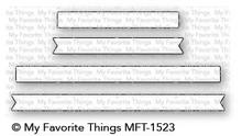 My Favorite Things Die-namics Skinny Strips (MFT-1523)