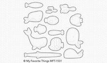 My Favorite Things Die-namics Fish You Were Here (MFT-1531)