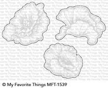 My Favorite Things Die-namics Poppy Blooms (MFT-1539)