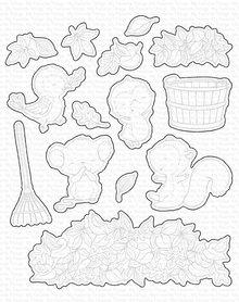 My Favorite Things Die-namics Piles of Fun (MFT-1591)