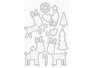 My Favorite Things Die-namics Reindeer Games (MFT-1620)