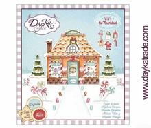 Dayka Navidad 8x8 Inch Paper Pad (SCP-1026)