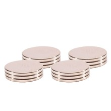 Vaessen Creative Nickel Coated Magnetic Discs Ø 12x1mm (12 pcs) (1617-125)