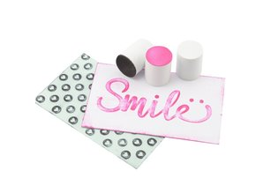 Vaessen Creative Foam Inktstempels 24pcs (1009-014)