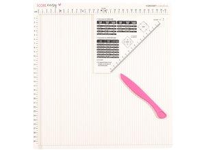 Vaessen Creative Score Easy Scoringboard 30,5x30,5 cm Offwhite (2137-047)
