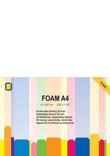 JEJE Produkt 3D Foam A4 3 mm (3.3239)