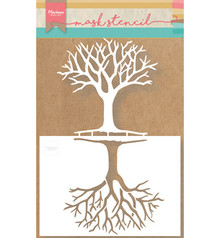 Marianne Design Masking Stencil Tree (PS8025)