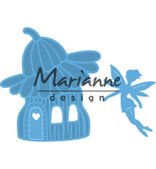 Marianne Design Creatable Fairy Flower House (LR0579)