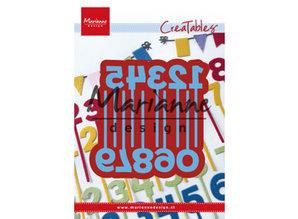 Marianne Design Creatable Pins Numbers (LR0582)