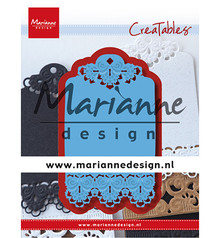 Marianne Design Creatable Brocante Label (LR0616)