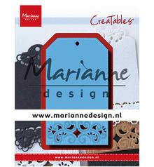 Marianne Design Creatable Classic Label (LR0617)