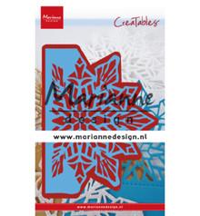 Marianne Design Creatable Gate Folding Crystal (LR0632)