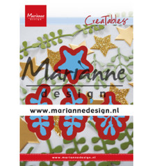 Marianne Design Creatable Christmas Green (LR0634)
