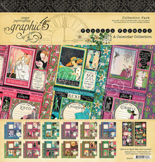 Graphic 45 Fashion Forward 12x12 Inch Collection Pack (4501970)