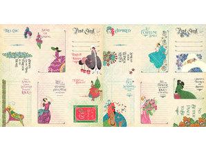 Graphic 45 Fashion Forward Journaling & Ephemera Cards (4501974)