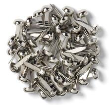 Doodlebug Design Inc. Silver Mini Brads (25pcs) (95)