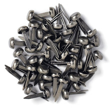 Doodlebug Design Inc. Gunmetal Mini Brads (25pcs) (97)