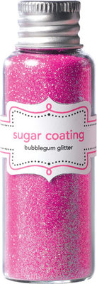 Doodlebug Design Inc. Bubblegum Sugar Coating Glitter (20g) (1478)