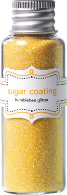 Doodlebug Design Inc. Bumblebee Sugar Coating Glitter (20g) (1481)