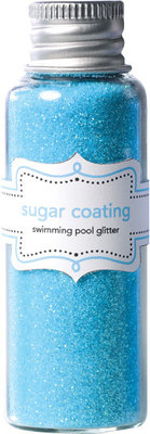 Doodlebug Design Inc. Swimming Pool Sugar Coating Glitter (20g) (1483)