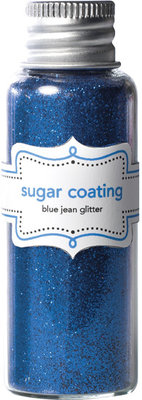 Doodlebug Design Inc. Blue Jean Sugar Coating Glitter (20g) (1484)