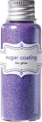 Doodlebug Design Inc. Lilac Sugar Coating Glitter (20g) (1485)